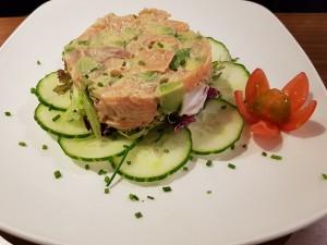 Salmon-Avacado